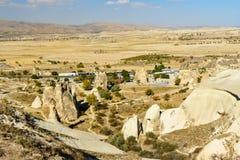 Pasabag felika lampglas i Cappadocia kalkon Royaltyfri Bild