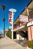 The Pasada Motel in Pasadena Stock Image