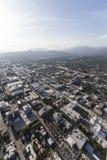 Pasadena California Aerial Stock Photos