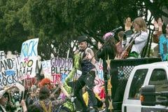 Pasadena, California - November 20, 2016:  Doo Dah Parade Royalty Free Stock Photography