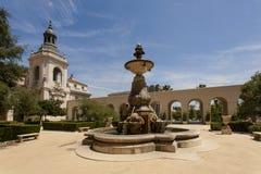 Pasadena City Hall Courtyard Stock Photography