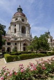 Pasadena City Hall Courtyard Royalty Free Stock Photos