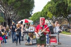Pasadena 2014 Doo Dah Parade Stock Photo