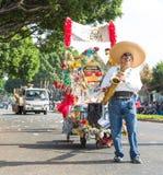 Pasadena 2014 Doo Dah Parade Royalty Free Stock Photos