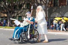 Pasadena 2014 Doo Dah Parade Royalty Free Stock Images