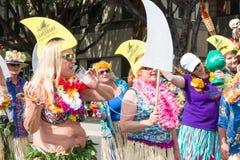 Pasadena 2014 Doo Dah Parade Royalty Free Stock Photo
