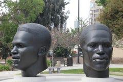 Pasadena Robinson pomnik Fotografia Royalty Free