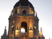 Pasadena stadshus Royaltyfri Fotografi
