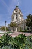 Pasadena-Stadt Hal stockbilder