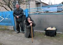 _Pasado 34 de Ruslan Kotsyuk del camino Imagen de archivo libre de regalías