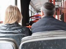 pasajeros Fotos de archivo libres de regalías