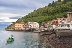 Pasajes de San Juan in Guip�zcoa Stock Images