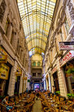 Pasajul Macca-Vilacrosse Bucharest Romania Royalty Free Stock Photo