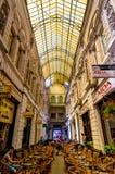 Pasajul Macca-Vilacrosse Bukarest Rumänien Lizenzfreies Stockfoto