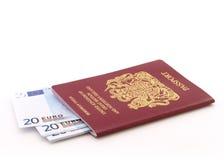 Pasaporte Imagenes de archivo