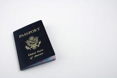 Pasaporte de los E.E.U.U. Fotos de archivo