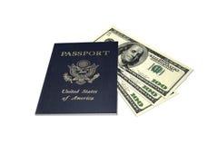 Pasaporte y dinero