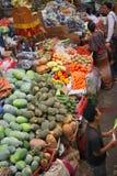 Pasar Badung in Bali Indonesien Lizenzfreie Stockbilder