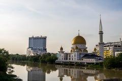 PASAR JAWA KLANG meczet Fotografia Royalty Free