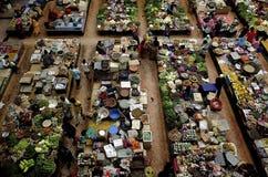 Pasar Siti Khadijah, Kota Bharu, Kelantan Stock Photo