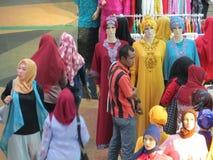 Pasar Tanah Abang, Jakarta Royaltyfria Bilder