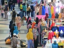 Pasar Tanah Abang, Jakarta Royaltyfri Fotografi