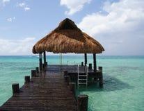 Pasarela del Caribe fotos de archivo libres de regalías