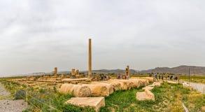 Pasargad考古学站点 库存图片