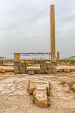 Pasargad archaeological site Stock Images