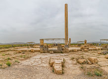 Pasargad archeologiczny miejsce Obraz Royalty Free