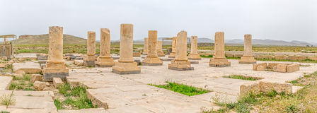 Pasargad archeologiczny miejsce Zdjęcia Stock
