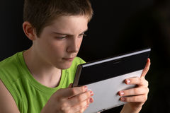 Pasatiempo adolescente Imagen de archivo