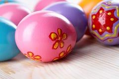 Paschal eggs Stock Photos