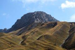 Pascolo alpino Fotografia Stock Libera da Diritti