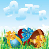 Pascua stock de ilustración
