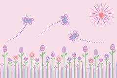 Pascua. ilustración del vector