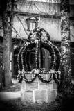 Pascua bien en Gunzenhausen, Baviera, receptores de papel de Germany Fotografía de archivo libre de regalías