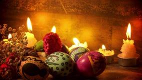 Pascua colorida Paschal Eggs Celebration