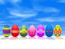 Pascua - día de fiesta Ilustración del Vector