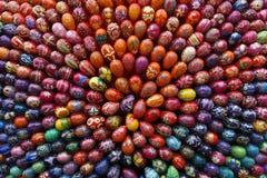 Pascua eggs-2 Imagenes de archivo