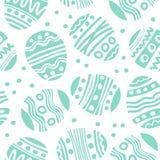 Pascua eggs-11 ilustración del vector