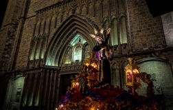 Pascua en Barcelona, España fotografía de archivo libre de regalías