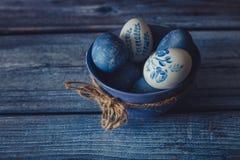 Pascua en estilo rústico Imagen de archivo libre de regalías