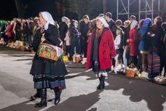 Pascua 2014 en St Volodymyrs de Ucrania 22.04.2014 // Fotografía de archivo
