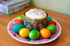 Pascua está viniendo Fotografía de archivo libre de regalías