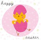 Pascua feliz Fotografía de archivo