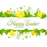 Pascua feliz Foto de archivo
