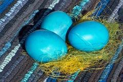 Pascua feliz Fotos de archivo