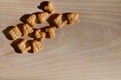 Pascua feliz Montón de letras comestibles Foto de archivo