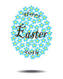 Pascua florecida Eg. fotos de archivo
